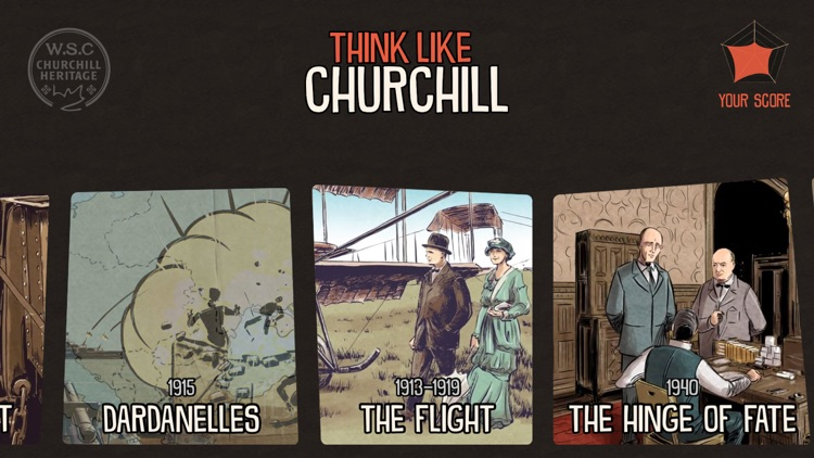 Think Like Churchill