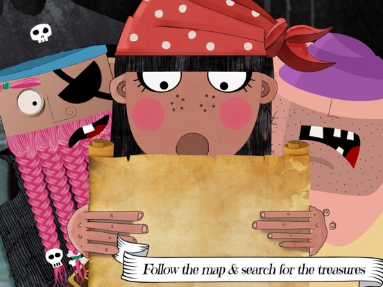 We ARGH Pirates Screenshots