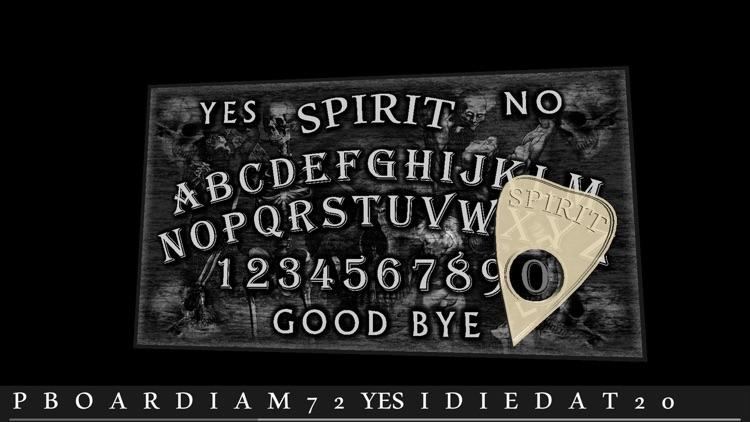 3D Spirit Board screenshot-4