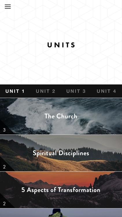 Elements l Spiritual Formation