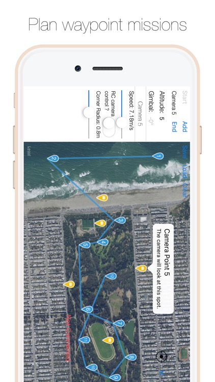 Drone Director for DJI Drones screenshot-4