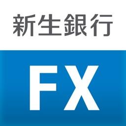 新生銀行FXアプリ