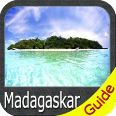 Madagaskar offline GPS charts Navigator