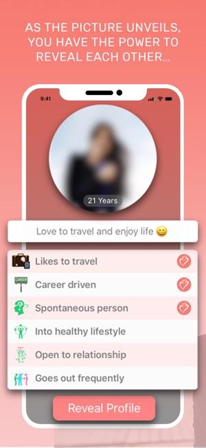 Open dating app