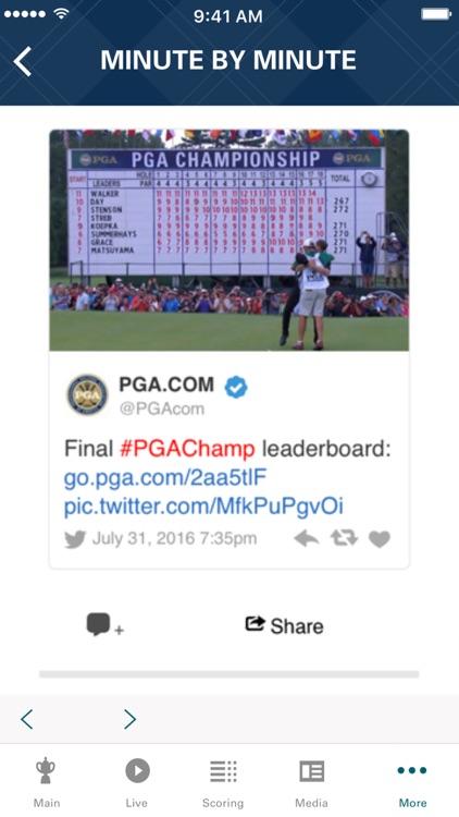 PGA Championship 2017 – Quail Hollow Club screenshot-4