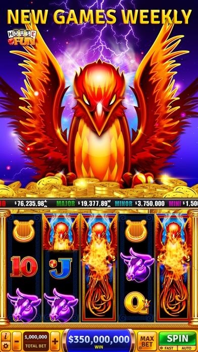Slots Casino - House of Fun app image