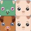 农场动物的魅力 - 有趣好玩的堆积游戏