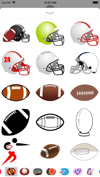 Football Stickers - Sid Y
