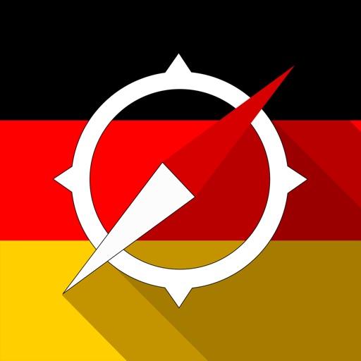 Germany Offline Navigation