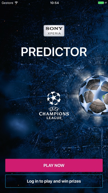 UCL Predictor screenshot-0