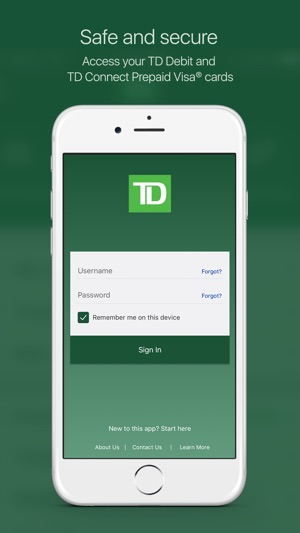 TD Alerts (US) on the App Store