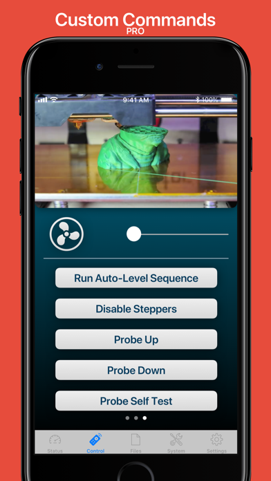OctoClient for OctoPrint by JONATHAN BELL (iOS, United States