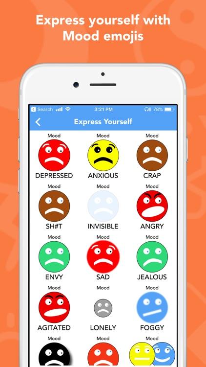 Moodfit – Shape Up Your Mood screenshot-9