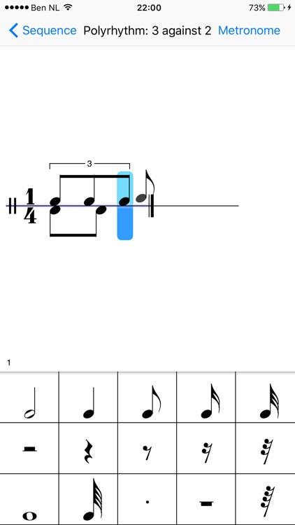 Metron (Pro Metronome) screenshot-3