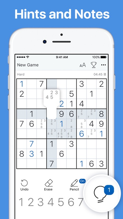 Sudoku - Classic Logic Game screenshot-3