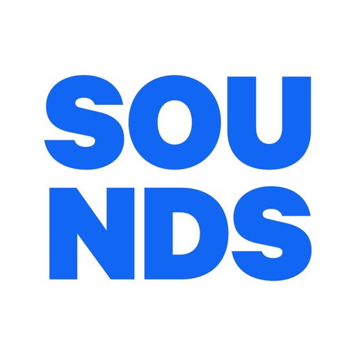 Sounds App Music application logo