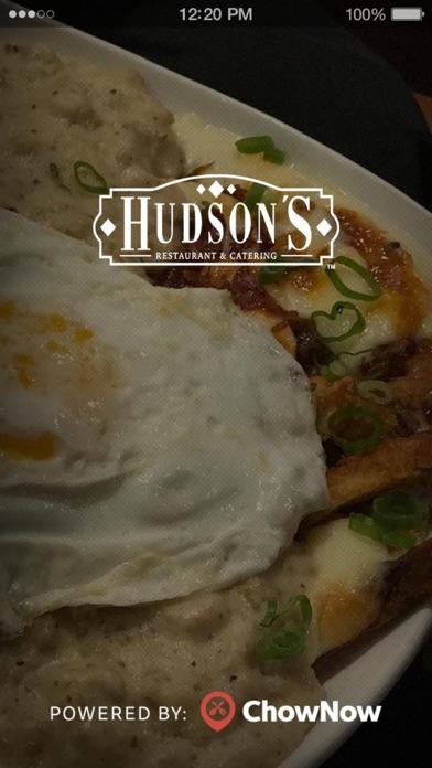 Hudson's Restaurant screenshot 1