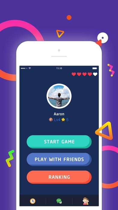 10s: Online Trivia Game Show screenshot 1