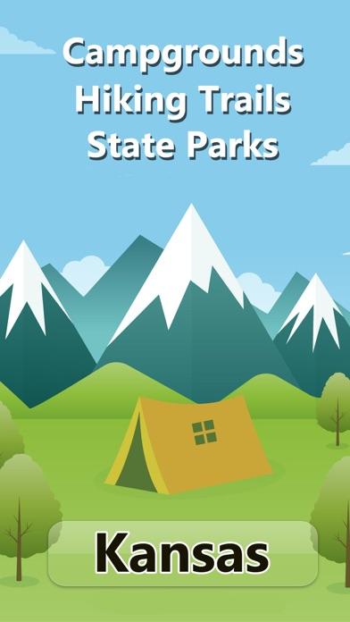 Kansas Camping & State Parks screenshot one
