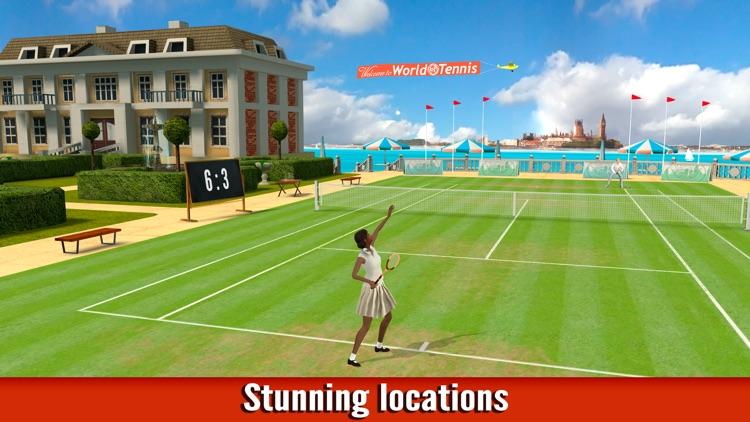 World of Tennis: Roaring '20s screenshot-3