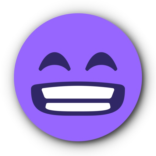 PURPLE Emoji • Stickers