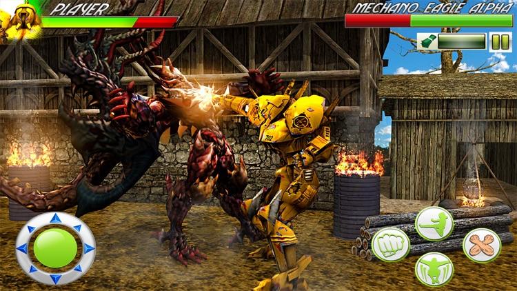 Robot Kung Fu screenshot-3