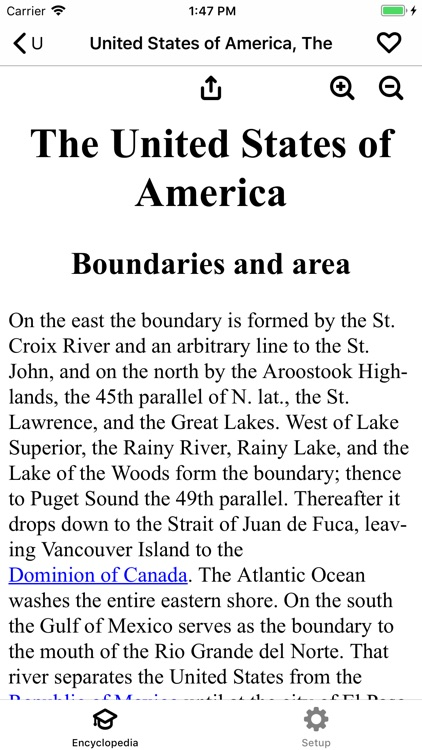 Catholic Encyclopedia Offline screenshot-9