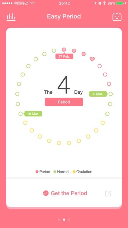 Easy Period - Lite Tracker