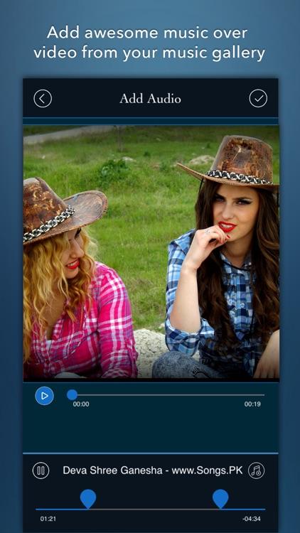 No Crop Video - Square Fit screenshot-4