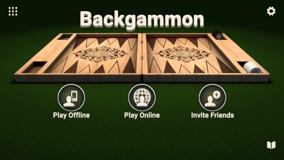 Backgammon - The Board Game