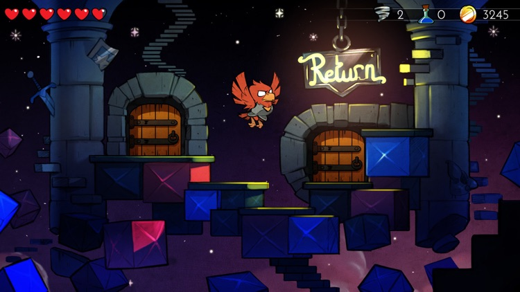 Wonder Boy: The Dragon's Trap screenshot-5