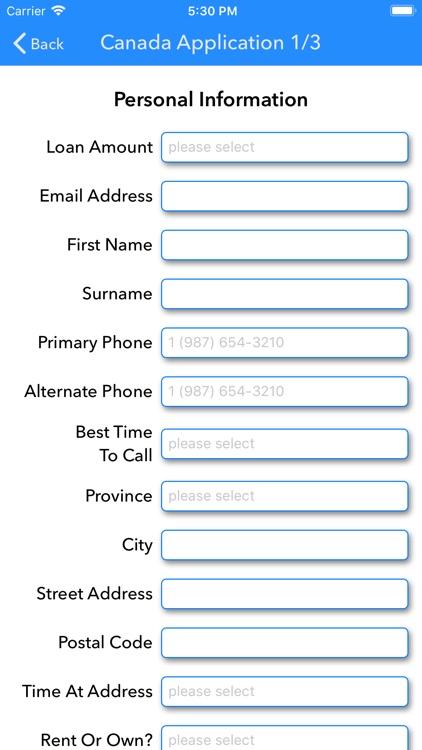 Payday Loan World screenshot-4
