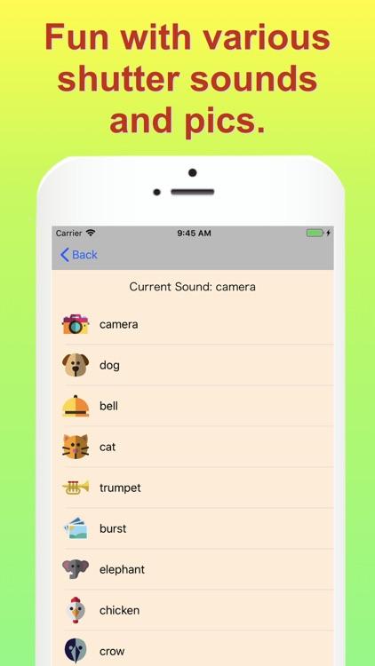 No save photo camera app screenshot-4