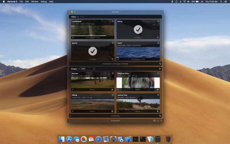 Permute 3 Screenshots