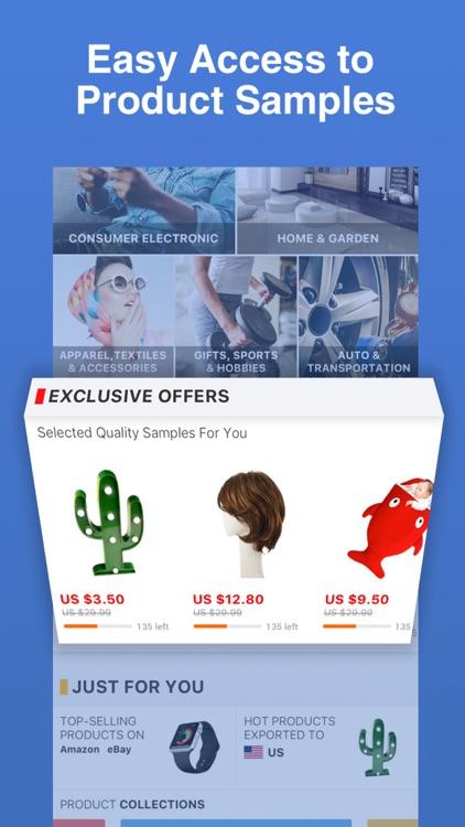 Alibaba.com B2B Trade App screenshot-3