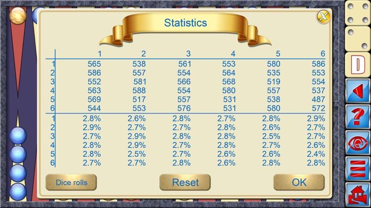 Backgammon V+ screenshot-4