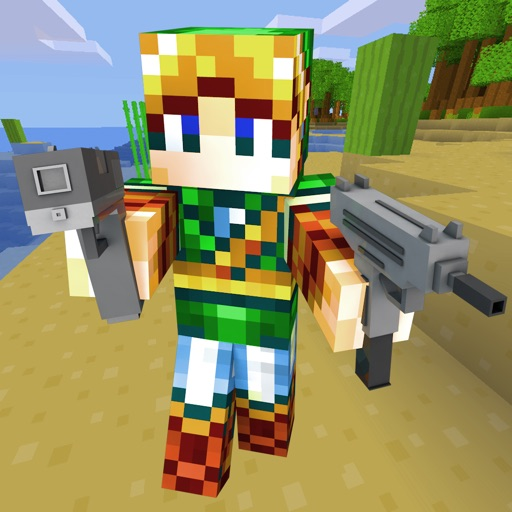 Pixel Gun Craft: Mini World
