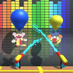 Water Gun Balloon Pop Pro