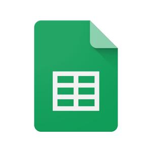 Google Sheets Productivity app