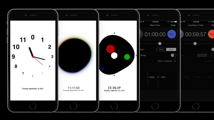 Audio Clock screenshot-3