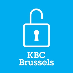 KBC Brussels Sign