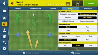 Screenshot #3 pour Football Manager Mobile 2018