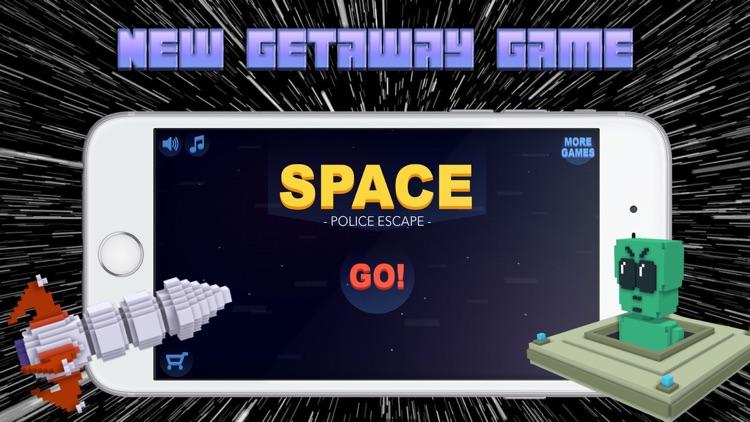 Space Police Escape screenshot-0