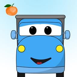 Baby Truck - Car Kids Game 2-5