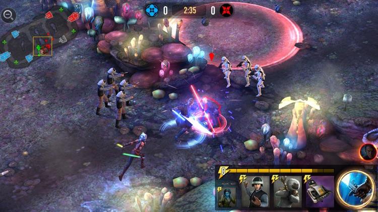 Star Wars™: Force Arena screenshot-4