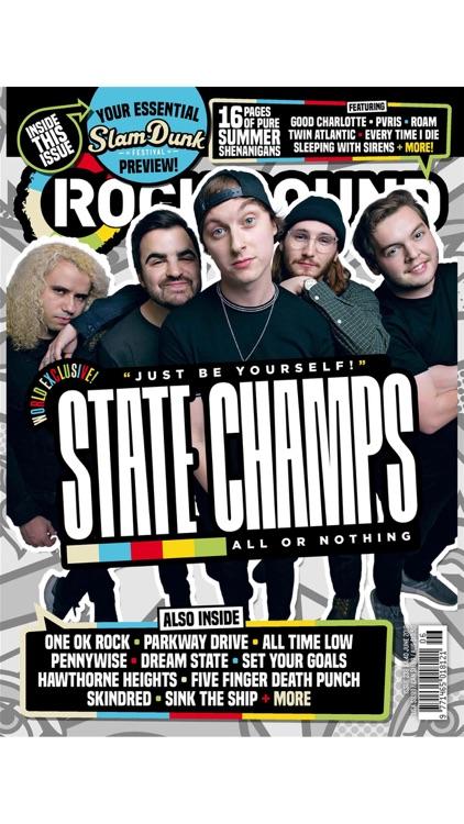 Rock Sound Magazine screenshot-5
