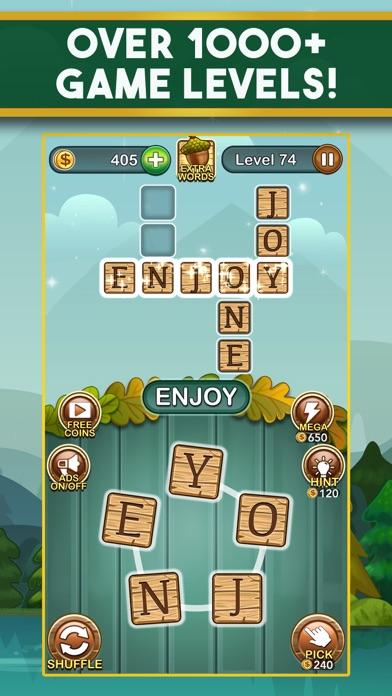 Word Nut: Word Games Crossword for Windows