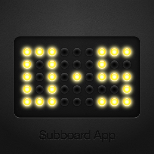 Subboard for Football Soccer