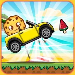 Cookie Swirl Car Driving - Lol