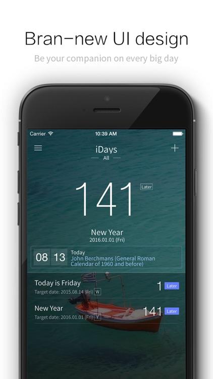 iDays - Countdown your days